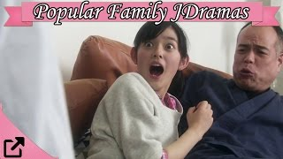 Gambar cover Top 20 Popular Family Japanese Dramas