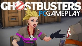 Ghostbusters Gameplay (PC HD)