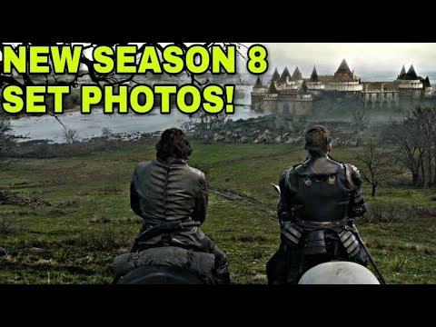 Game of Thrones Season 8 Updates! - Game of Thrones Season 8