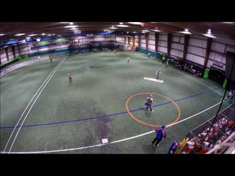 Indy Gators vs. Indy Crush @ SportsZone Indoor Tourney - Championship 02/26/2017