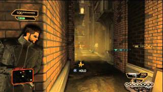 GameSpot Reviews - Deus Ex: Human Revolution (PC, PS3, Xbox 360)