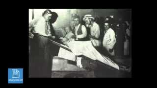John Dillinger El cadáver perfecto. Su vida en dos minutos