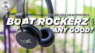1500 Rupees Bluetooth Headphones (Amazon Bestseller) - Boat Rockerz 400 Any Good?