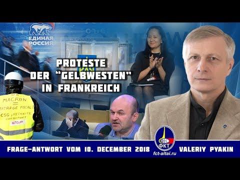 Proteste der