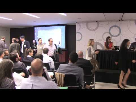 NYC Reverse Demo Day - Investors Pitch to Entrepreneurs