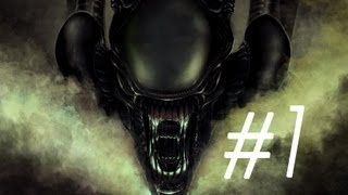 Aliens vs Predator 2010 #2-1 Рождение чужого