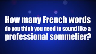 #stayathome and #learn some #french #wine #words