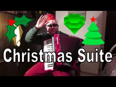 Christmas Carols Suite Special - Accordion - Murathan