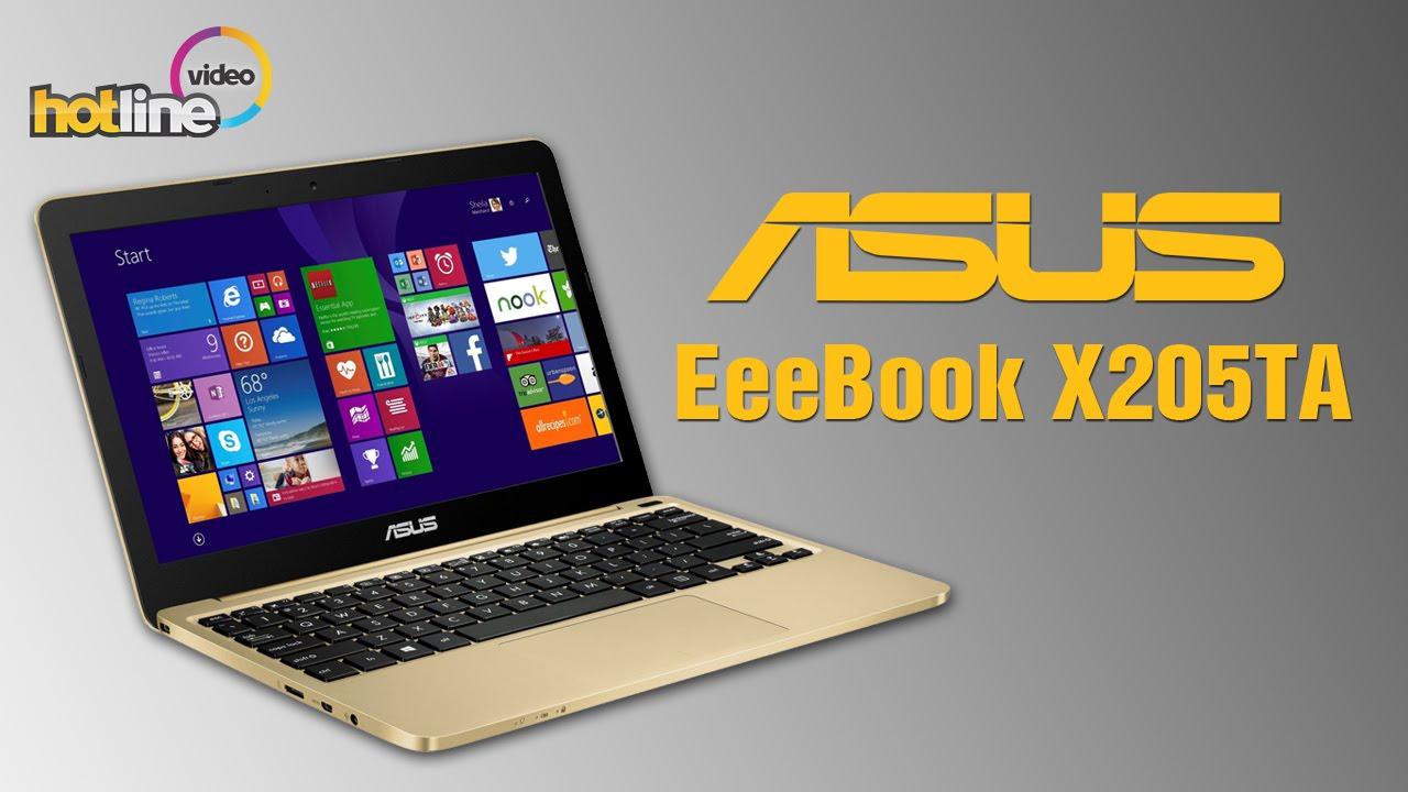 Обзор ASUS EeeBook X205TA: нетбуки умерли, да здравствуют нетбуки .