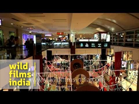 d48e81a6 Select Citywalk - Delhi's most exciting shopping and entertainment  destination - YouTube