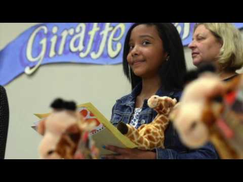 Giraffe Heroes - GIVE