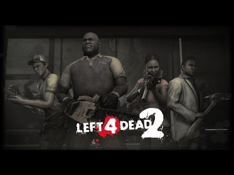 Left 4 Dead 2 Ep.2: Rollercoaster Of Love!