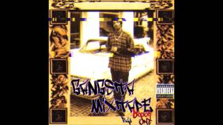 Gangsta Rap Mixtape by Crook One