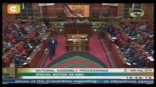 National Assembly endorses Select Committee's report after heated debate