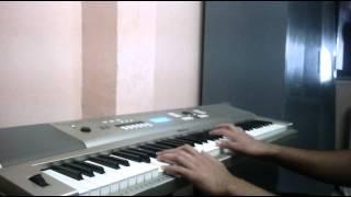Glorious (piano cover) - david archuleta