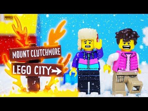 Lego City Snow and Fire - LEGO MOVIE