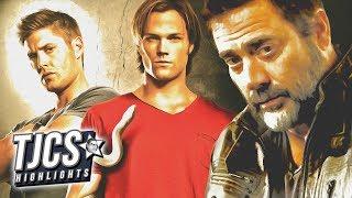 Jeffery Dean Morgan Returns For Supernatural's 300th Episode