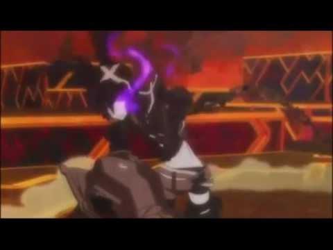 insane black rock shooter vs strength