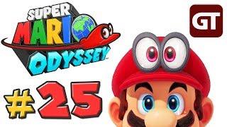 Thumbnail für Super Mario Odyssey #25 - Die Lotterie des Grauens