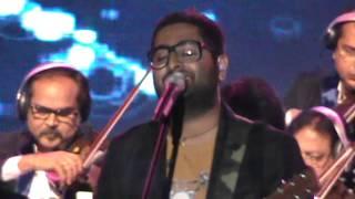 Arijit singh live pune mahalxmi lawns 29-11-2015