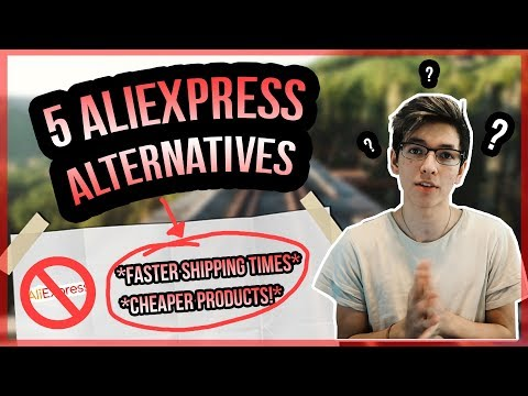 5 ALIEXPRESS ALTERNATIVES *faster shipping & cheaper prices*