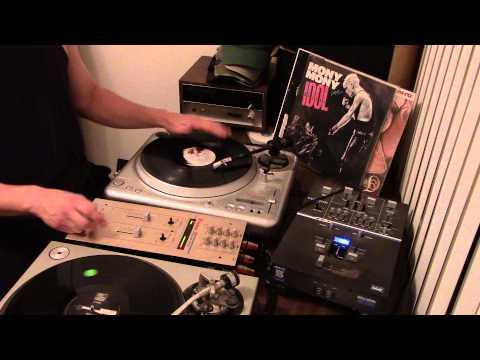 DJ Deez Gangsta Beat Scratch - VideoDainTV