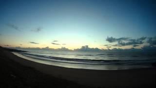 TIME LAPSE MUCURI SUNRISE- NASCER DO SOL