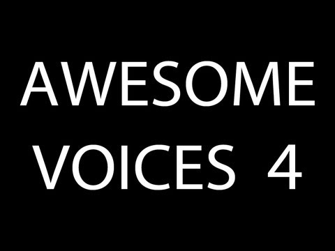 Awesome Voices 4
