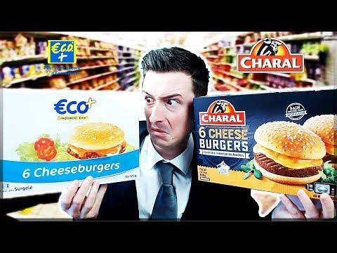 BURGER ECO+ vs BURGER CHARAL !