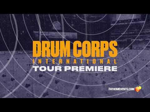 2019 DCI Tour Premiere Movie Trailer
