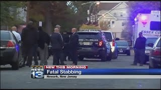 Police looking for man who fatally stabbed three people in New Jersey