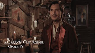 Garrick Ollivander Interview - George Ye