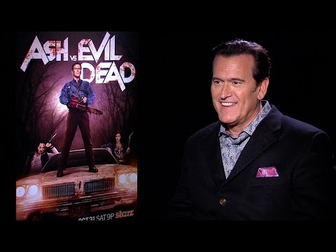 Bruce Campbell on Making 'Ash vs. Evil Dead' without the Rights to 'Army of Darkness'
