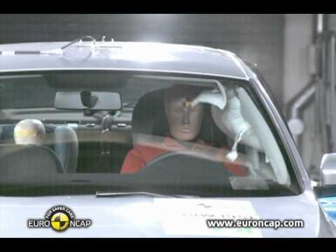 Euro NCAP   Volkswagen Jetta   2011   Crash test