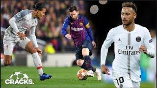 """VAN DIJK y KLOPP: """"MESSI es IMPARABLE""""   Valverde no se confía del 3-0   FIGO ve a NEY 'de blanco'"""