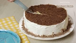 Очень НЕЖНЫЙ торт БЕЗ ВЫПЕЧКИ!!! БЕСПОДОБНО ВКУСНО!!!