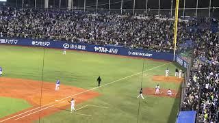横浜DeNAベイスターズ パットン投手から.