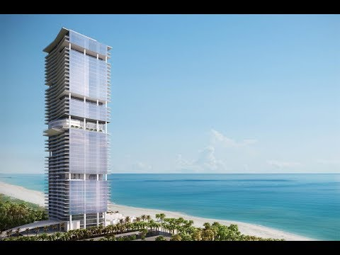 The Turnberry Ocean Club Residences in Sunny Isles Beach, Florida