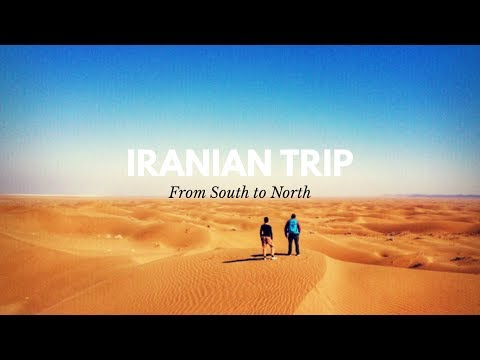 IRAN, WHY IT WILL BE YOUR NEXT TRIP !