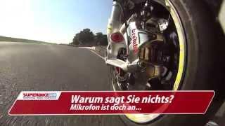 Hautnah #015 Streckenvorstellung Schleizer Dreieck - 18.-20.07.2014 - SUPERBIKE*IDM