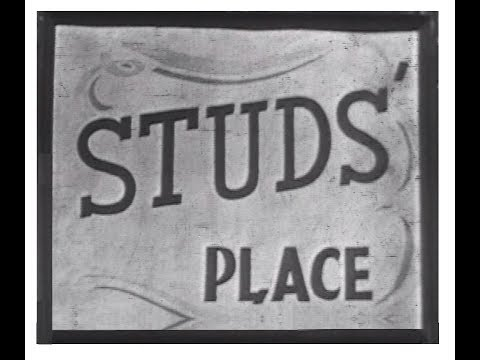 "WENR Channel 7 - Studs' Place - ""Jimmy Romano is Home"" (1951)"