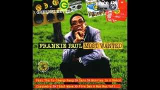 Frankie Paul - Somebody Loves You Back ( Rock Steady Riddim )