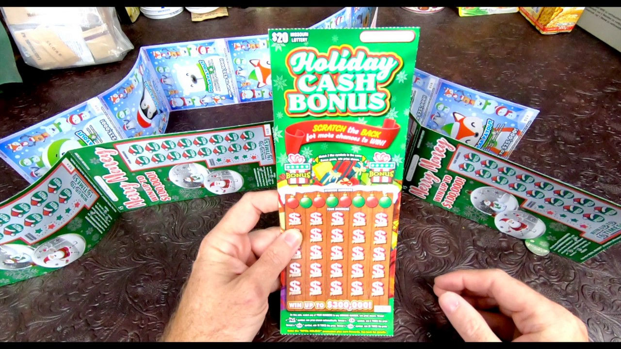 Scratch Off Lotto MUST SEE Secrets Revealed !!! - YouTube