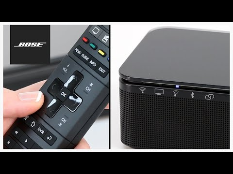 Bose SoundTouch 300 Soundbar - Advanced Features