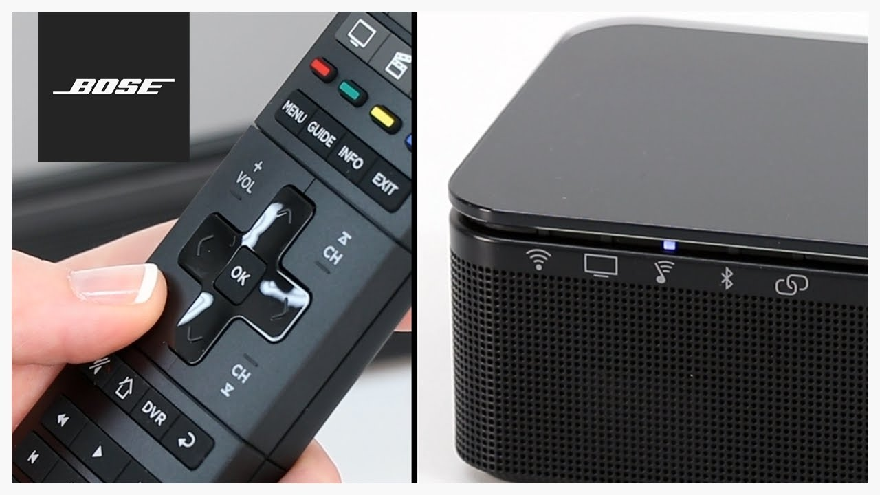 Bose soundtouch 300 soundbar advanced features youtube bose soundtouch 300 soundbar advanced features sciox Gallery