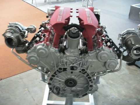 Engine Of The Year 2016: Ferrari 3.9 V8 Biturbo