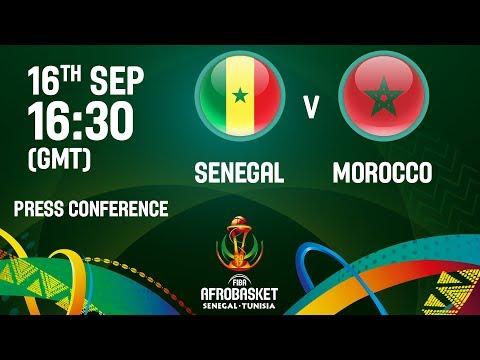 Senegal v Morocco - Press Conference