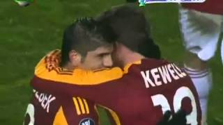 UEFA 2008-09 - Galatasaray 4-3 Bordeaux - Harry Kewell - Müthiş Gol