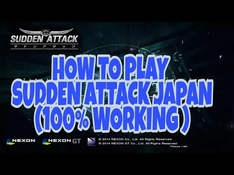 How to Play Sudden Attack in 2018 (100% Working )