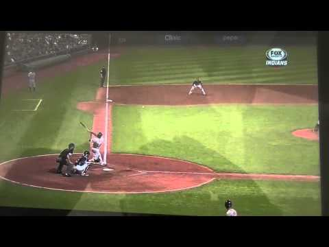 Lonnie Chisenhall  Cleveland Indians Hihglights